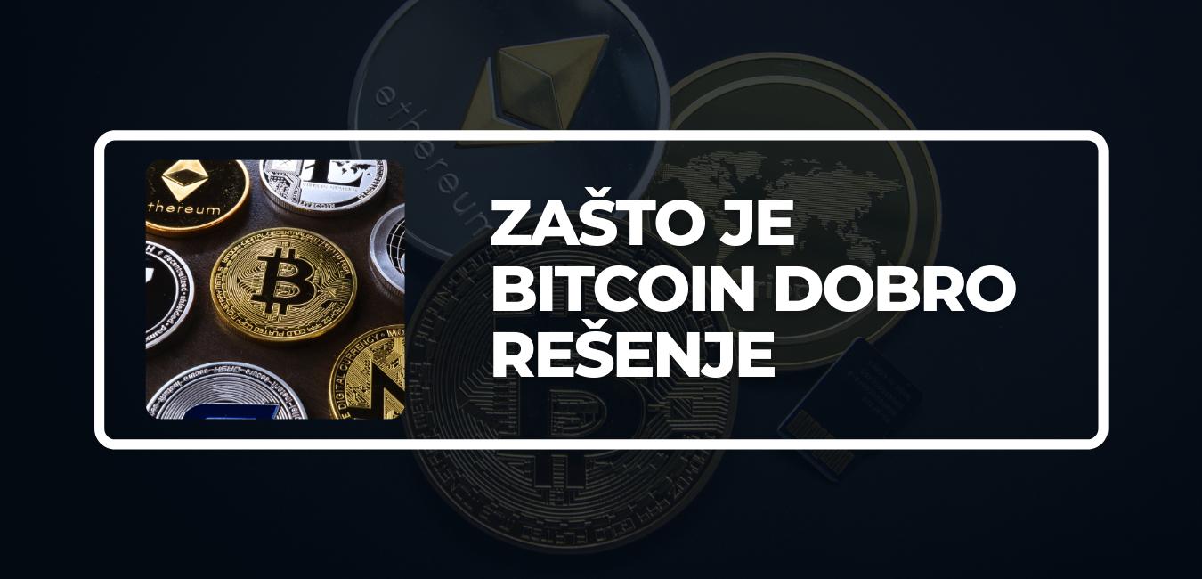Zašto je bitcoin dobro rešenje za društvenu mrežu