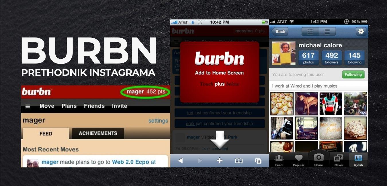 BURBN-prethodnik-instagrama