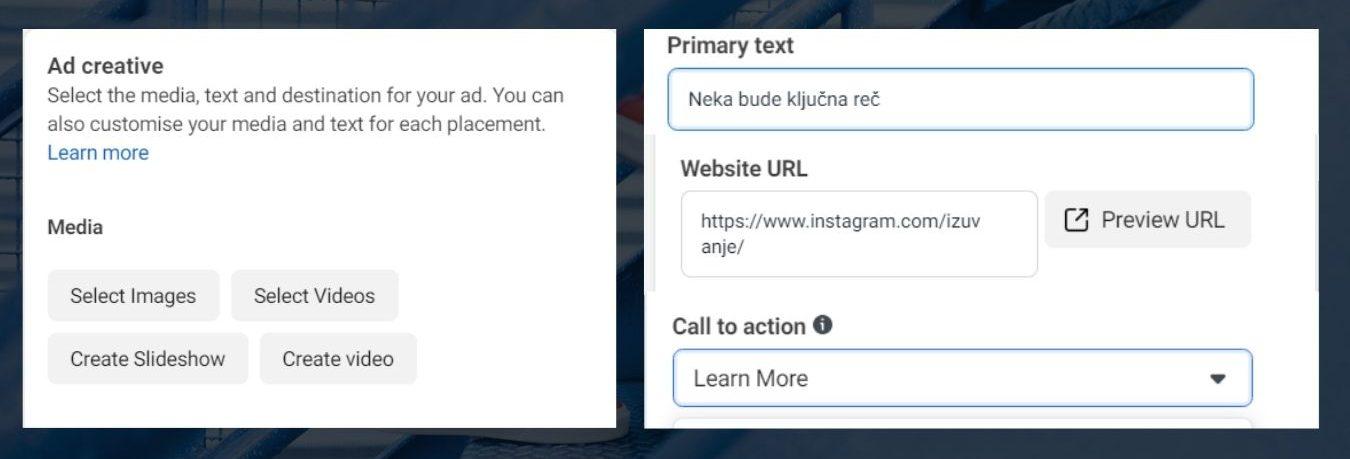 Facebook Ads Manager Ad Kreeativa