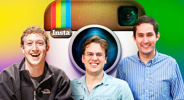 facebook kupuje instagram