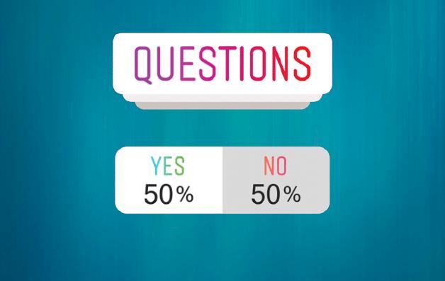 Pitanja i ankete za Instagram Story