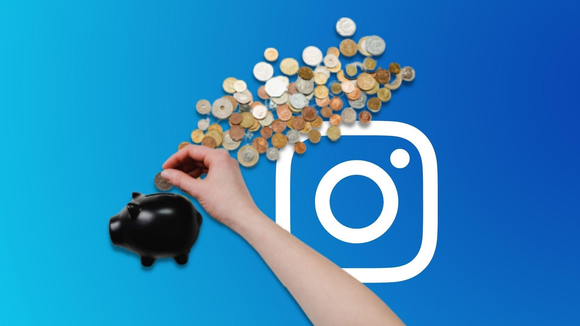 budžet za Instagram reklamu