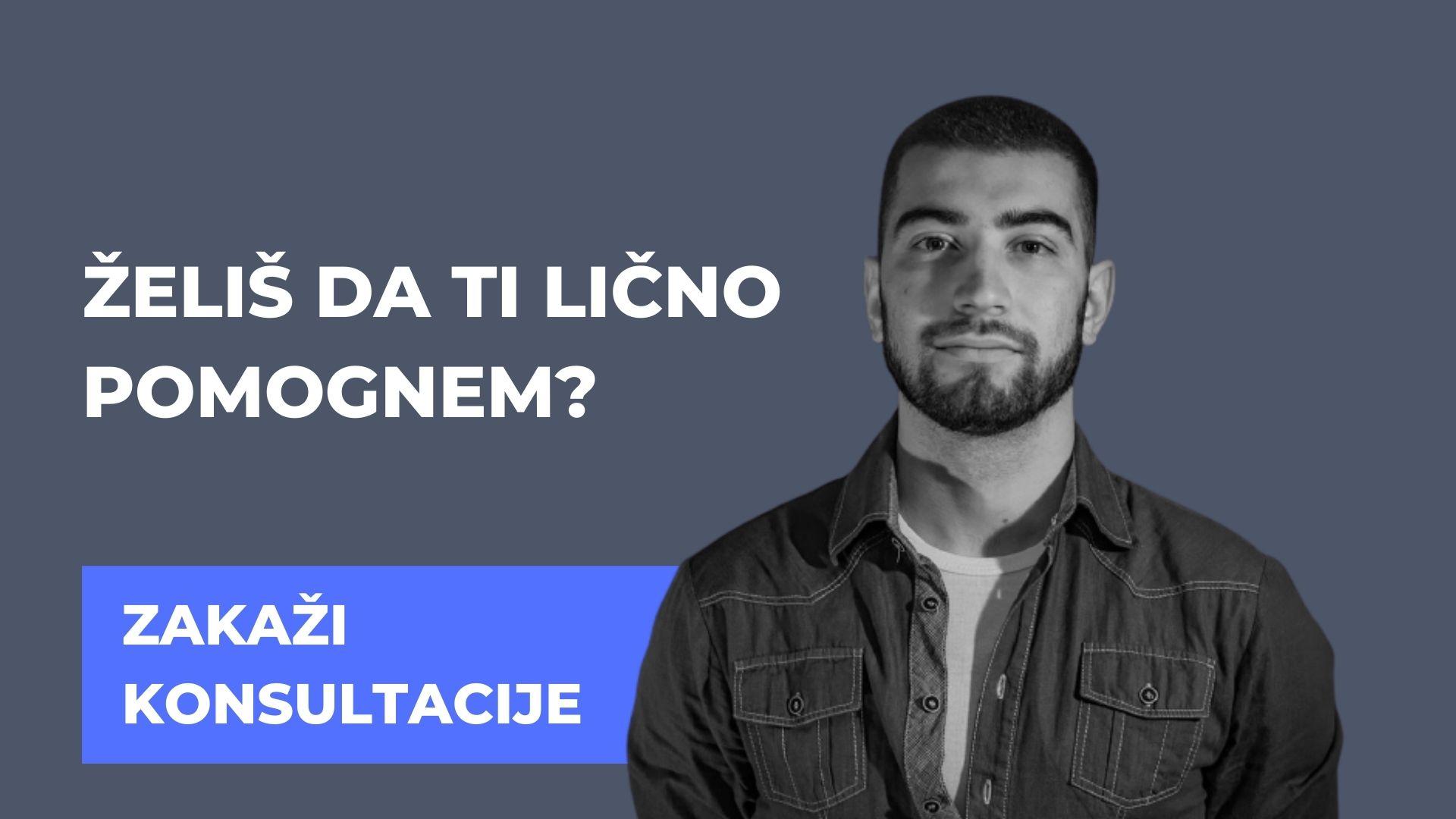 ZAKAŽI KONSULTACIJE Nikola Ognjanovic